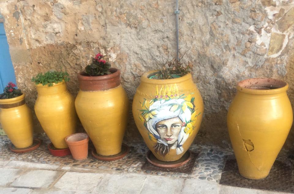 Mai tradire una ragazza siciliana: le Teste di Moro