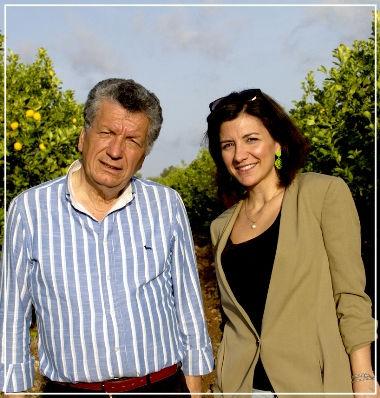 proprietari dell'azienda - Azienda Agricola Oliva