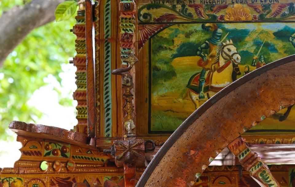 Il carretto:un'icona della storia siciliana